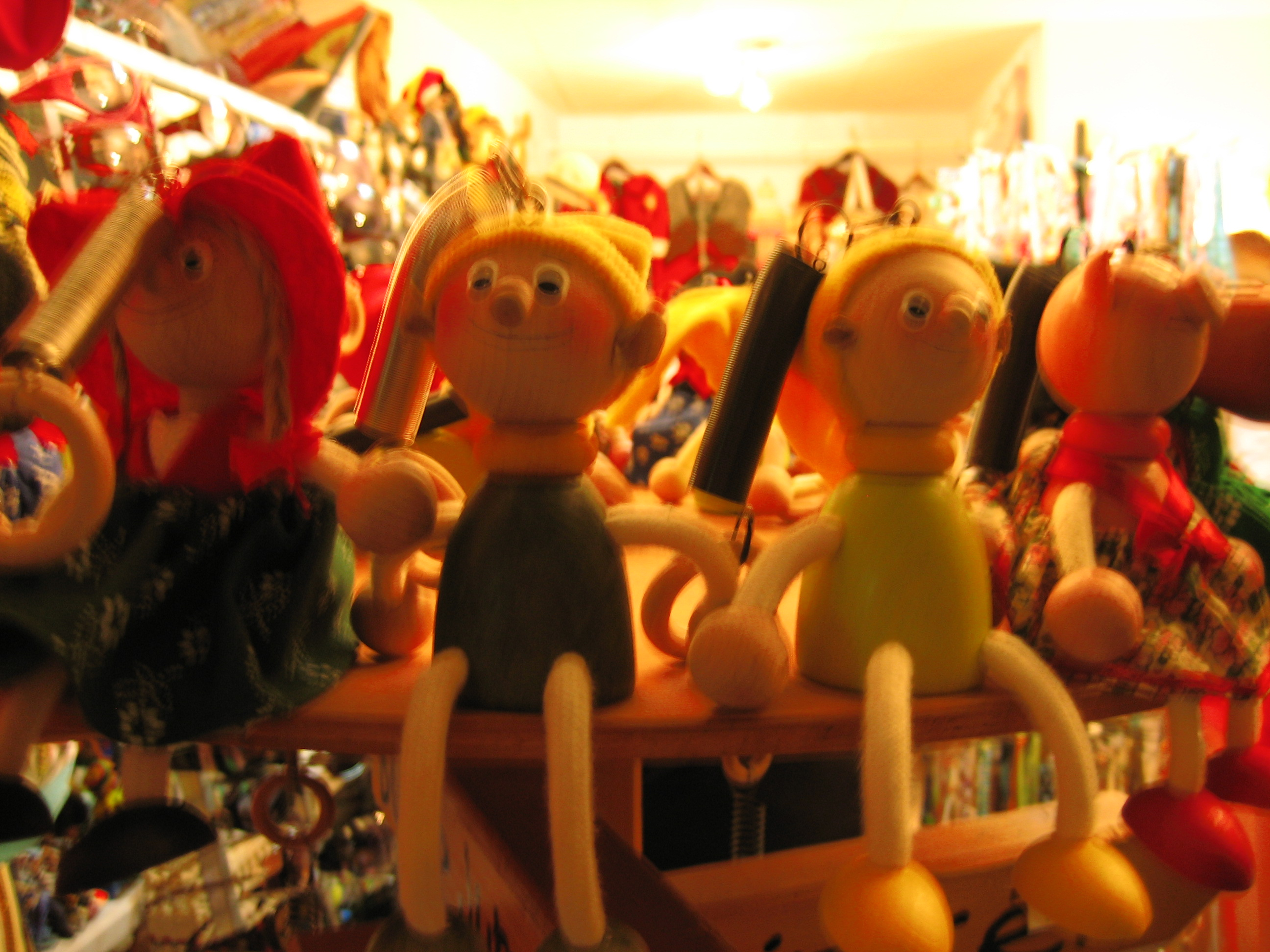 puppets of you
